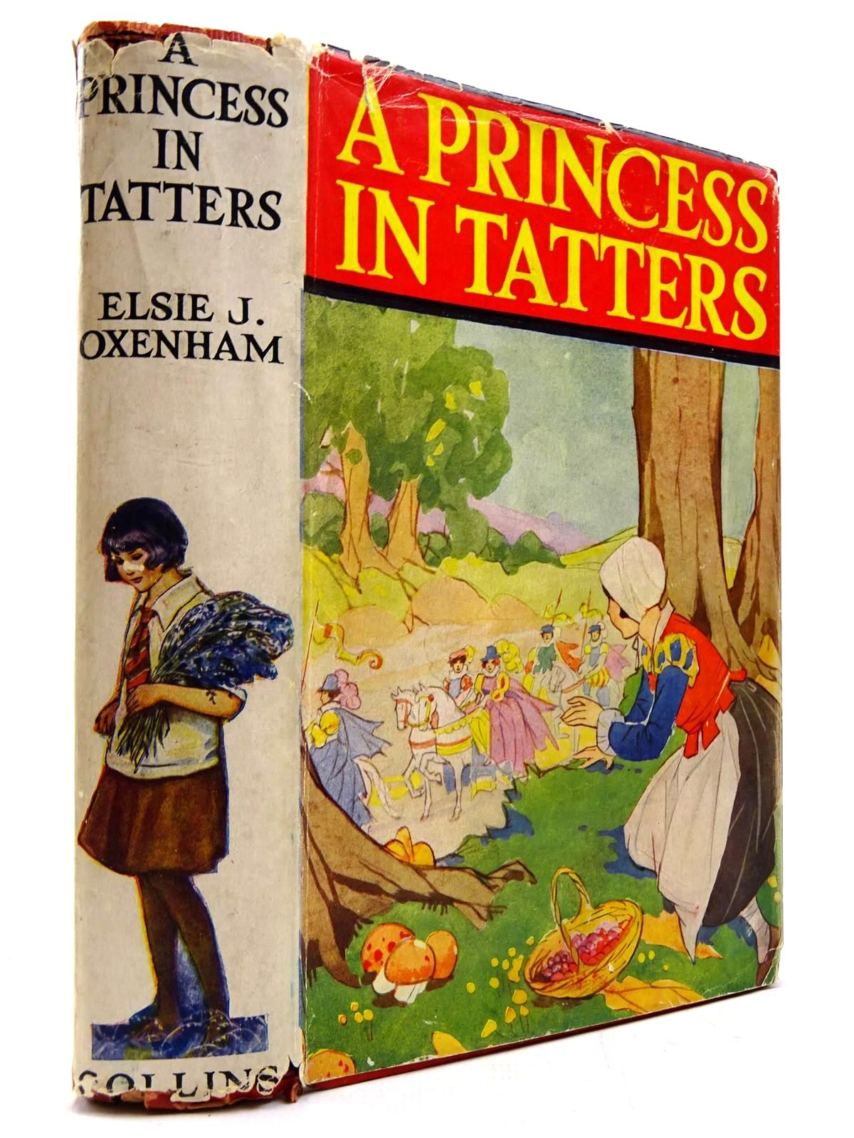 Photo of A PRINCESS IN TATTERS- Stock Number: 2130749