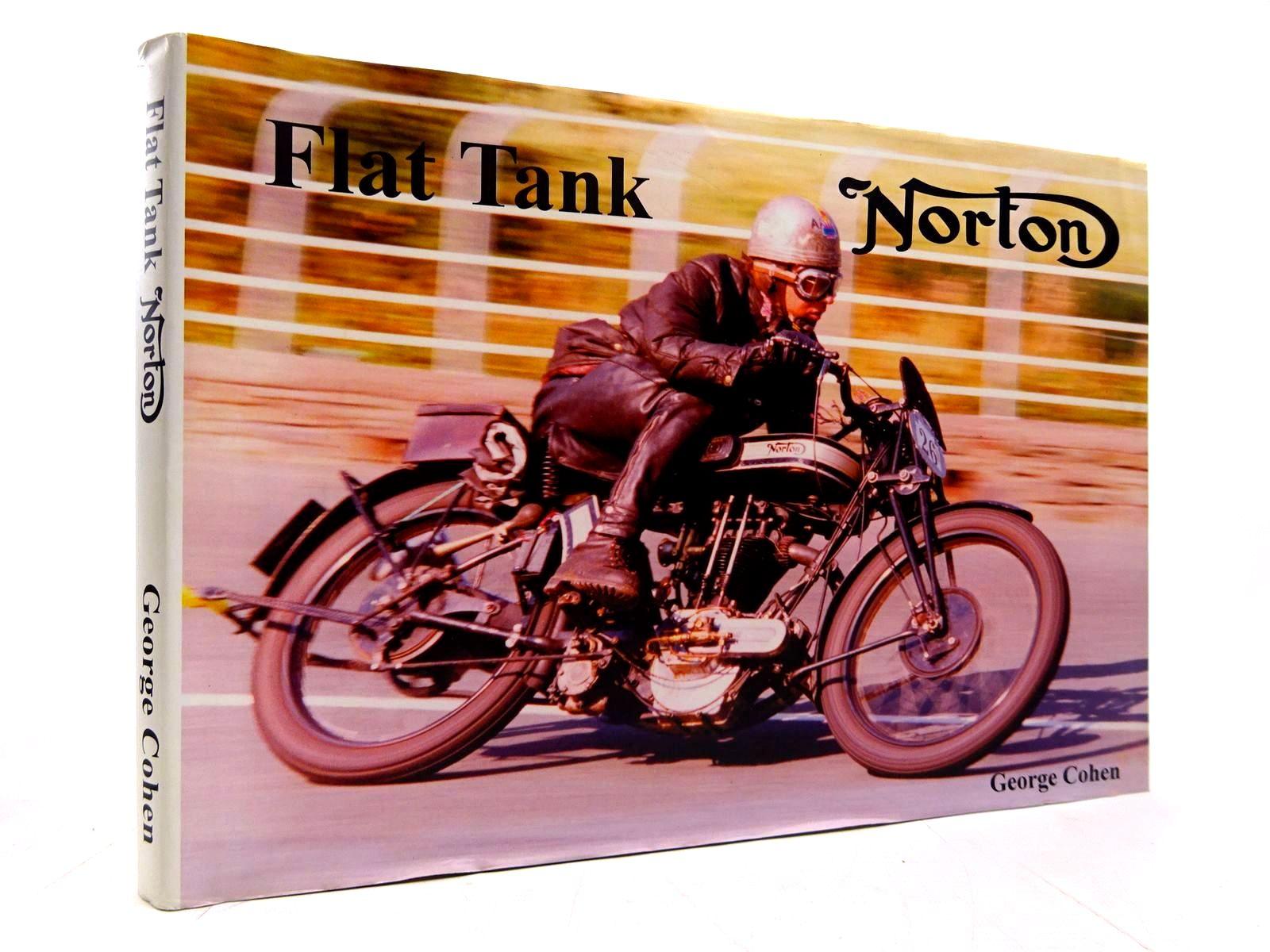 Photo of FLAT TANK NORTON- Stock Number: 2130754