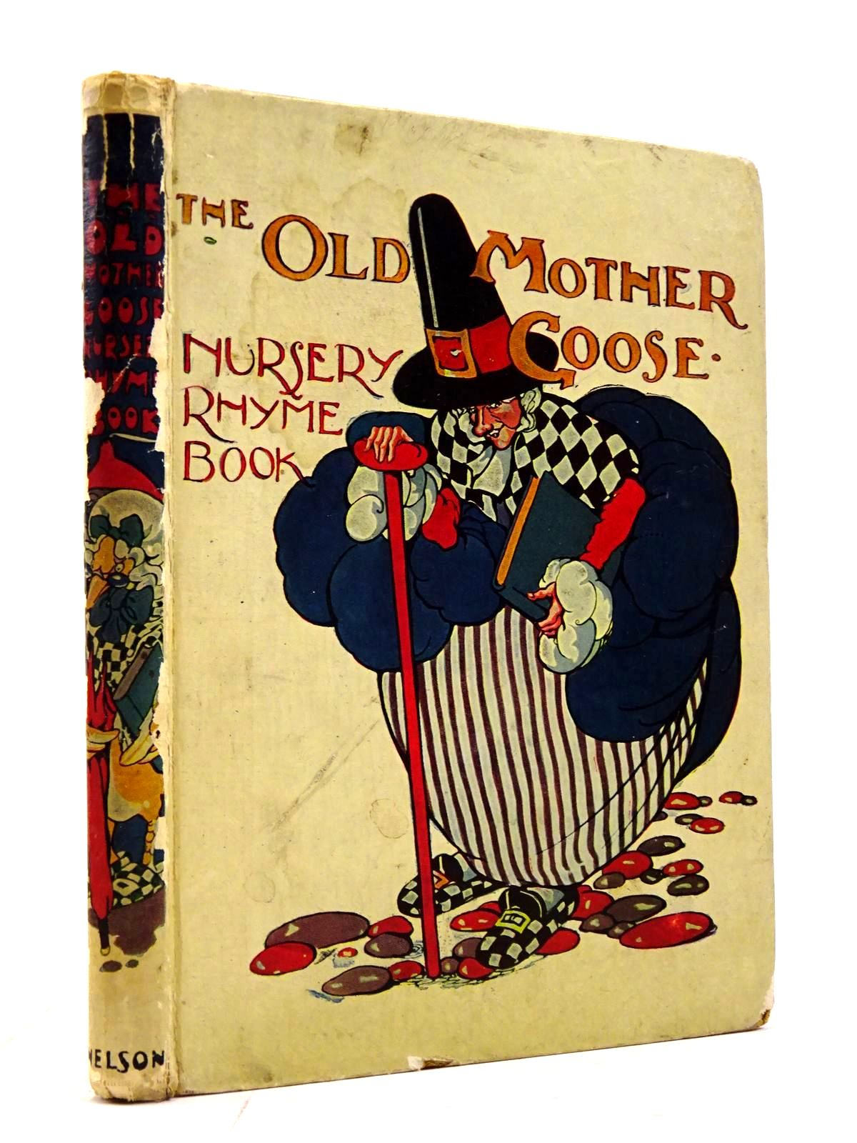 Photo of THE OLD MOTHER GOOSE NURSERY RHYME BOOK illustrated by Anderson, Anne published by Thomas Nelson and Sons Ltd. (STOCK CODE: 2130756)  for sale by Stella & Rose's Books