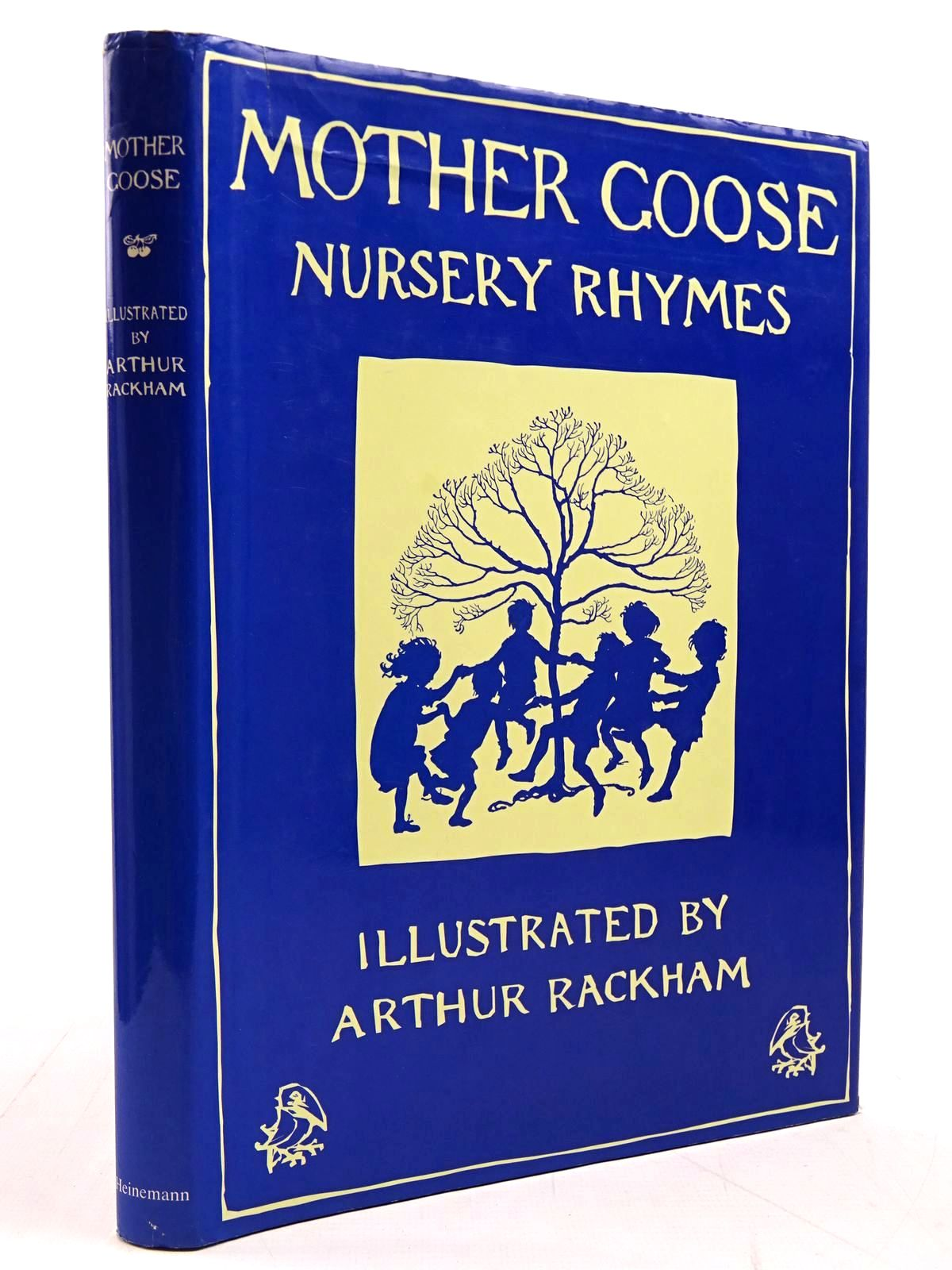 Photo of MOTHER GOOSE NURSERY RHYMES illustrated by Rackham, Arthur published by William Heinemann (STOCK CODE: 2130776)  for sale by Stella & Rose's Books