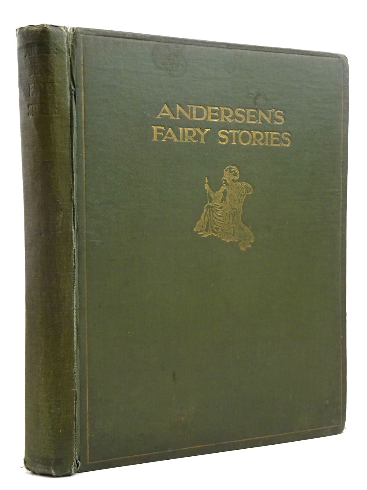 Photo of HANS ANDERSEN'S FAIRY STORIES- Stock Number: 2130782
