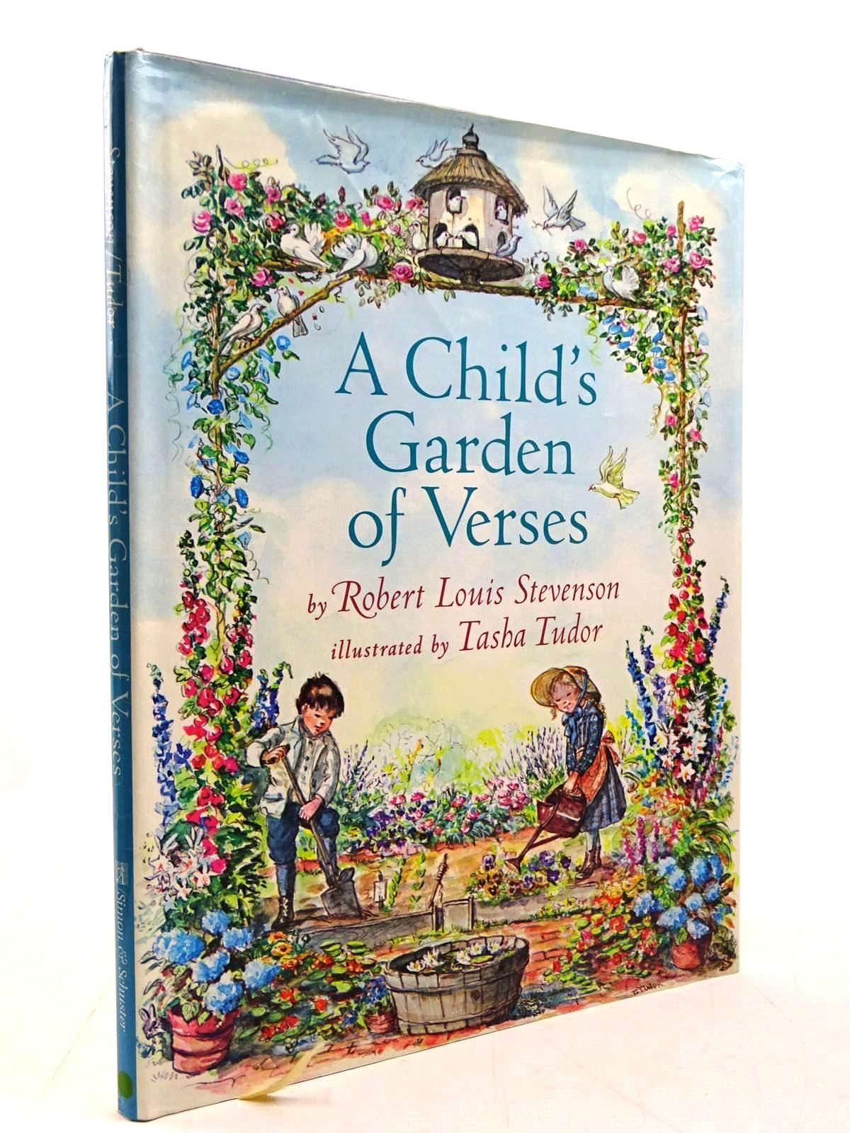 Photo of A CHILD'S GARDEN OF VERSES written by Stevenson, Robert Louis illustrated by Tudor, Tasha published by Simon & Schuster Books For Young Readers (STOCK CODE: 2130790)  for sale by Stella & Rose's Books