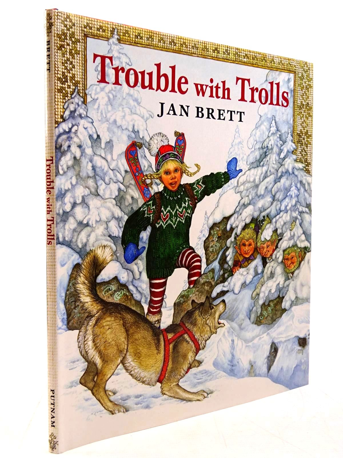 Photo of TROUBLE WITH TROLLS- Stock Number: 2130791