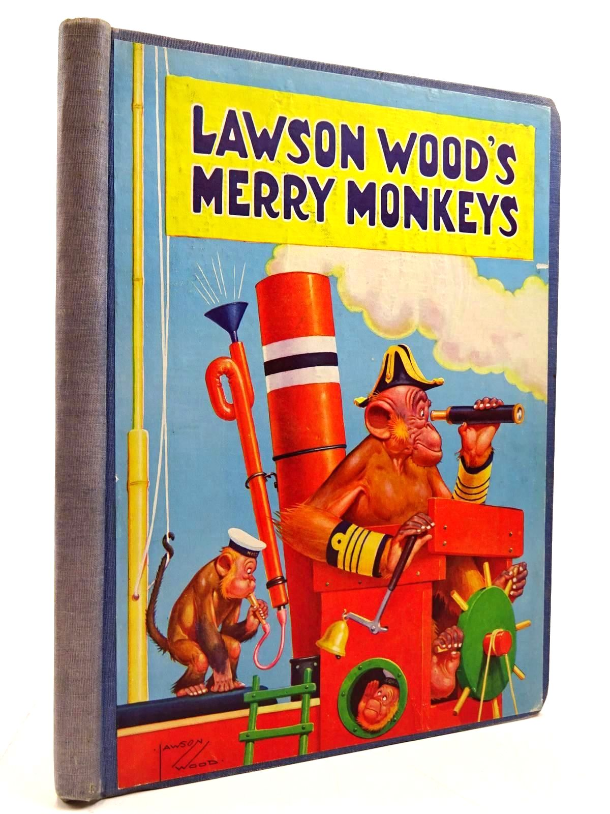 Photo of LAWSON WOOD'S MERRY MONKEYS- Stock Number: 2130792