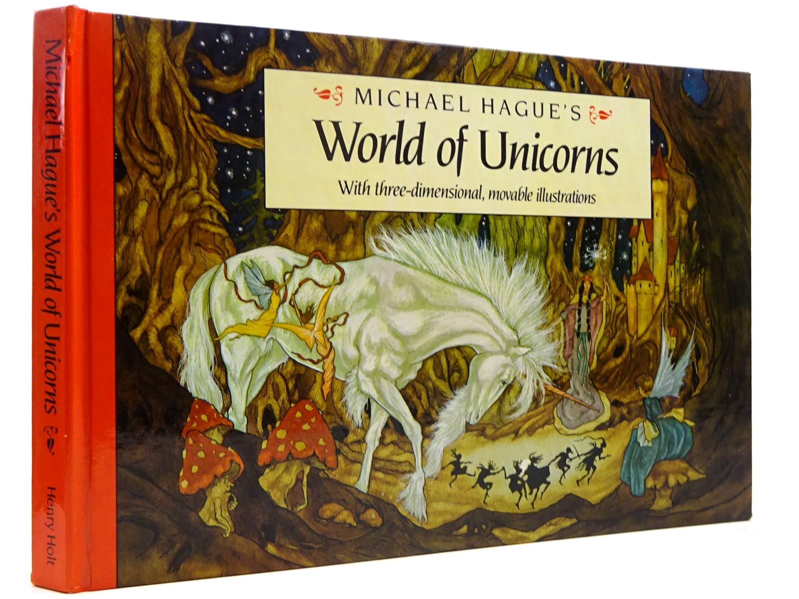Photo of MICHAEL HAGUE'S WORLD OF UNICORNS- Stock Number: 2130795