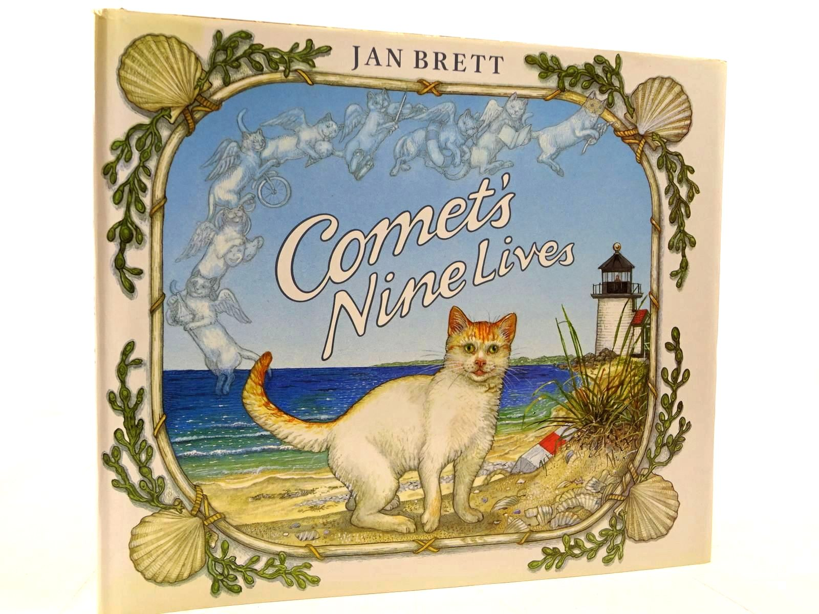 Photo of COMET'S NINE LIVES written by Brett, Jan illustrated by Brett, Jan published by G.P. Putnam's Sons (STOCK CODE: 2130796)  for sale by Stella & Rose's Books