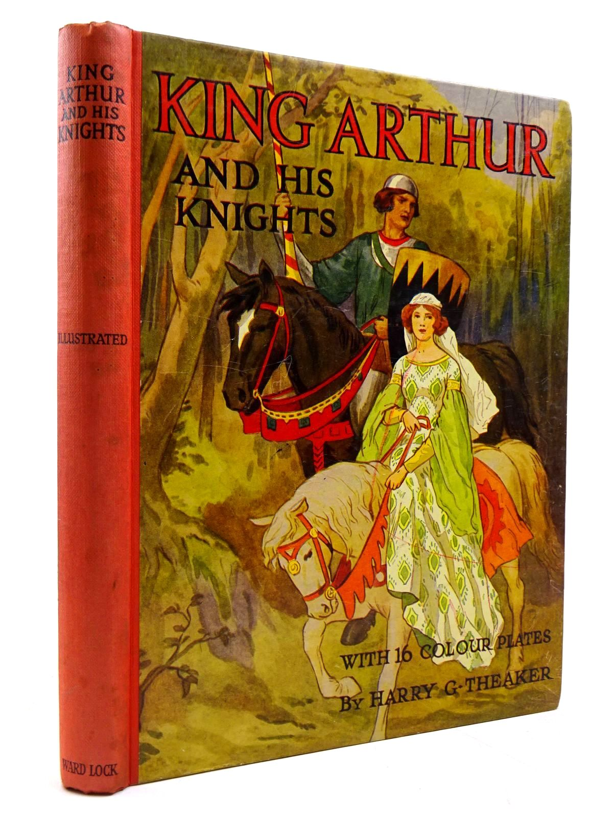 Photo of KING ARTHUR AND HIS KNIGHTS- Stock Number: 2130803