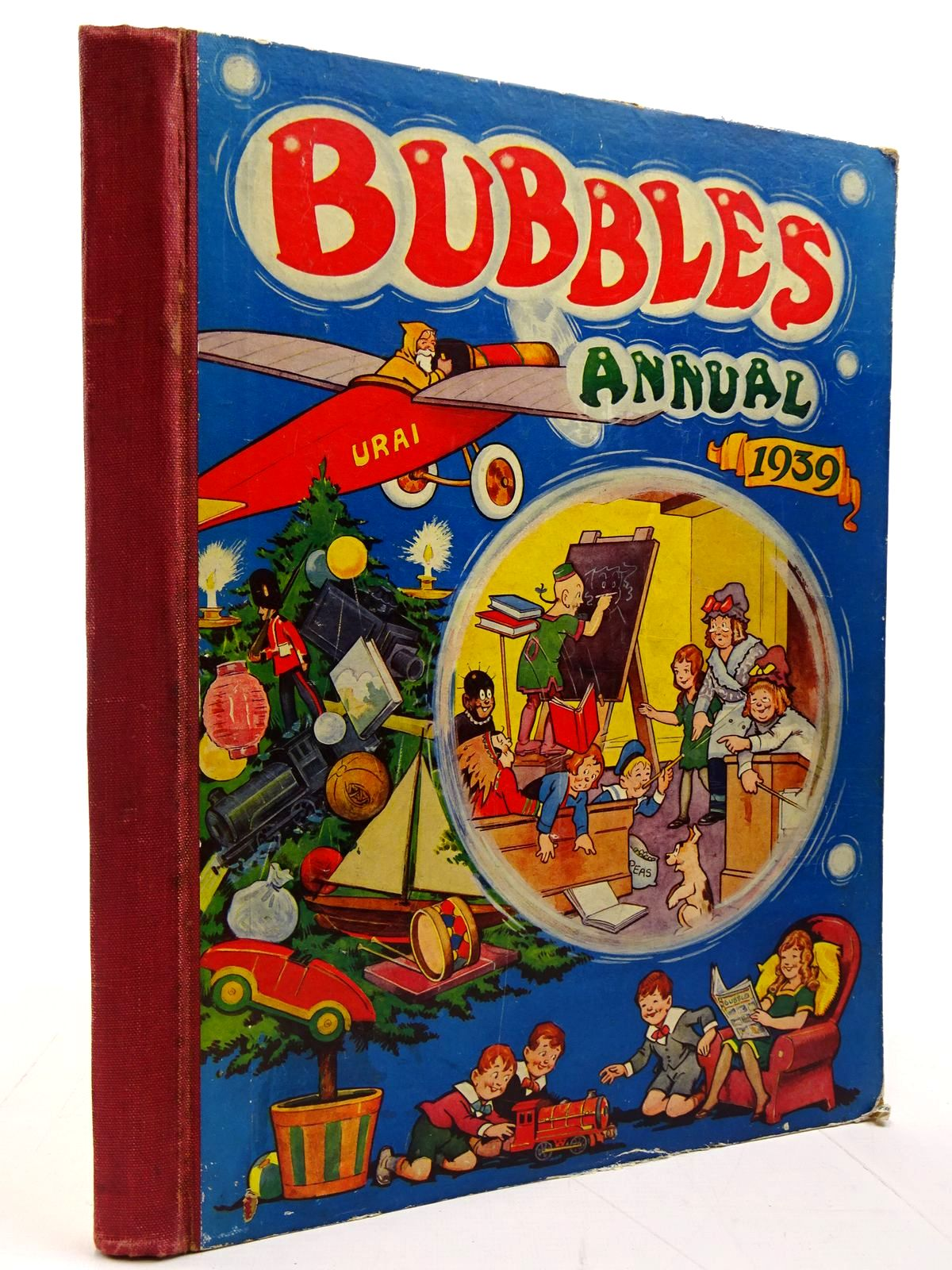 Photo of BUBBLES ANNUAL 1939- Stock Number: 2130809