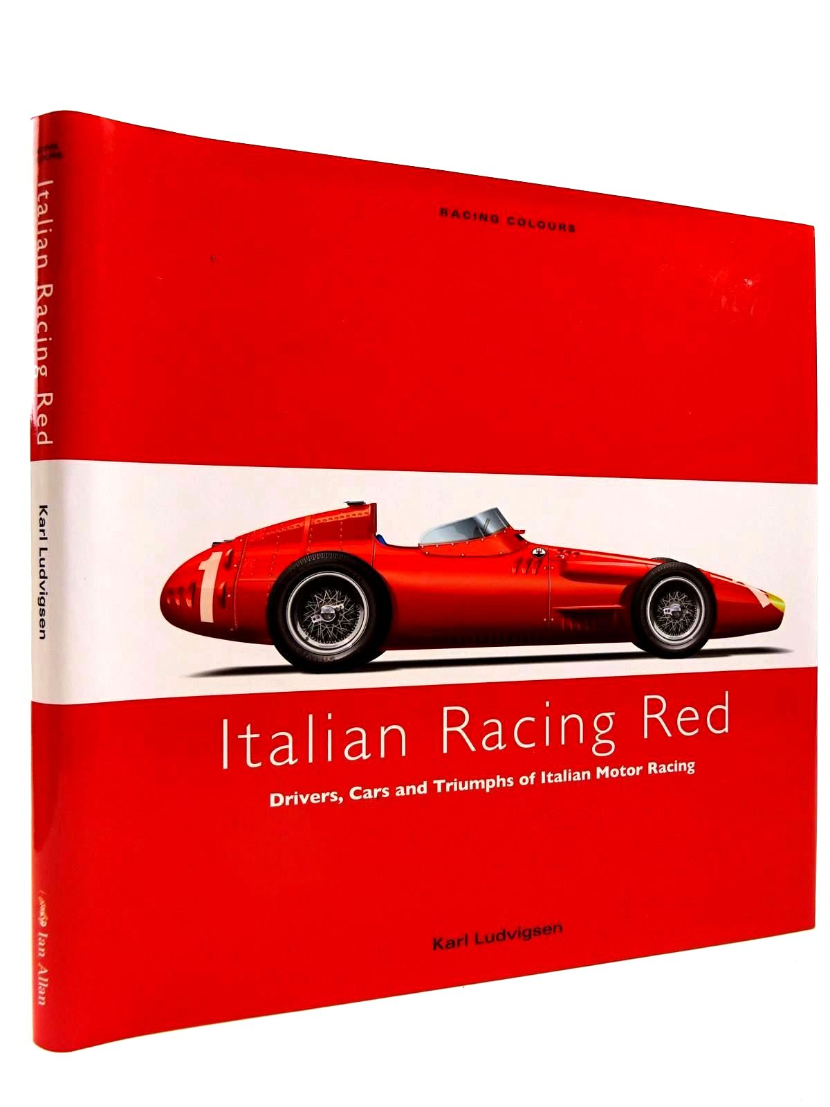 Photo of ITALIAN RACING RED- Stock Number: 2130840