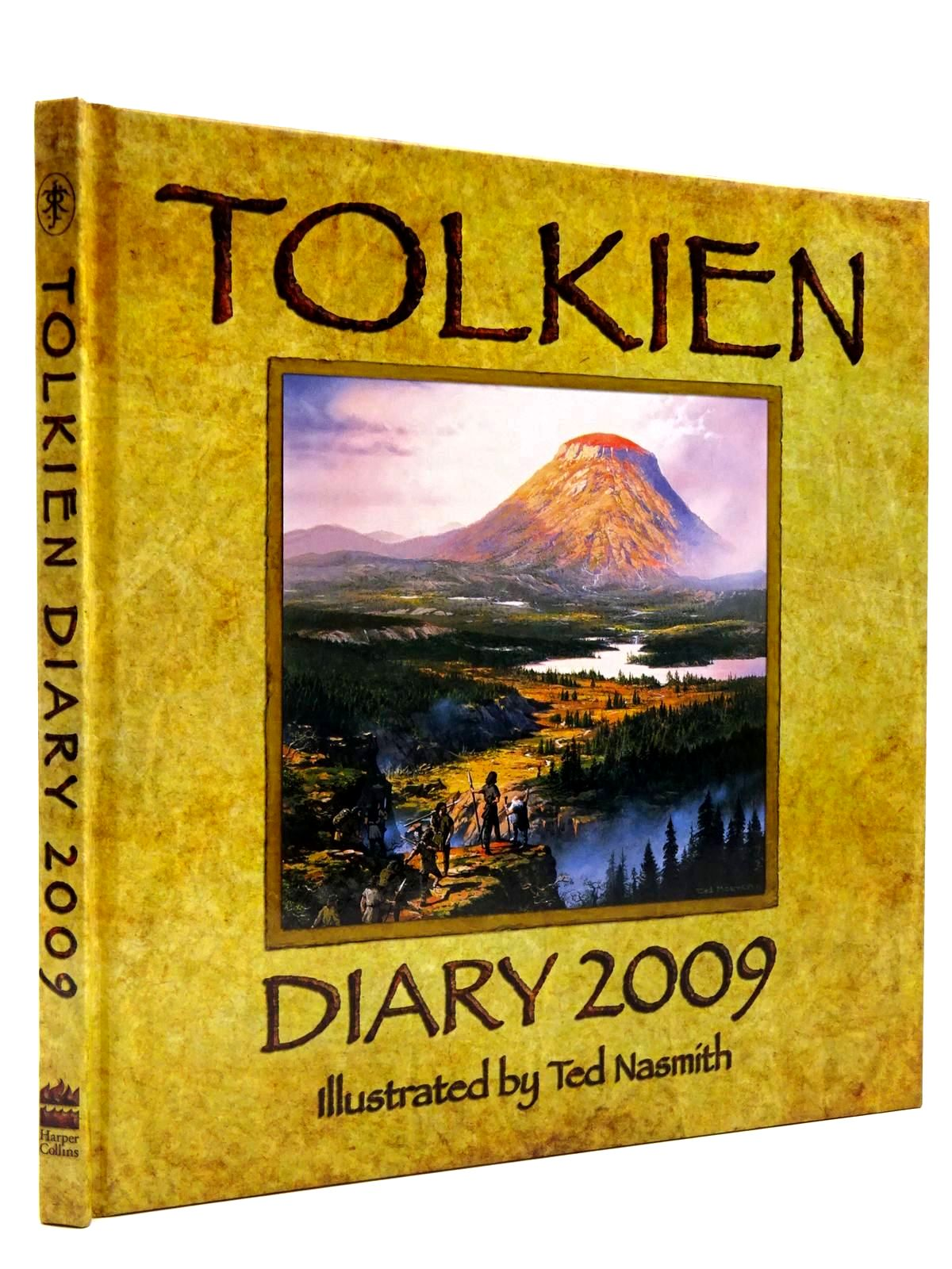 Photo of TOLKIEN THE SILMARILLION DIARY 2009