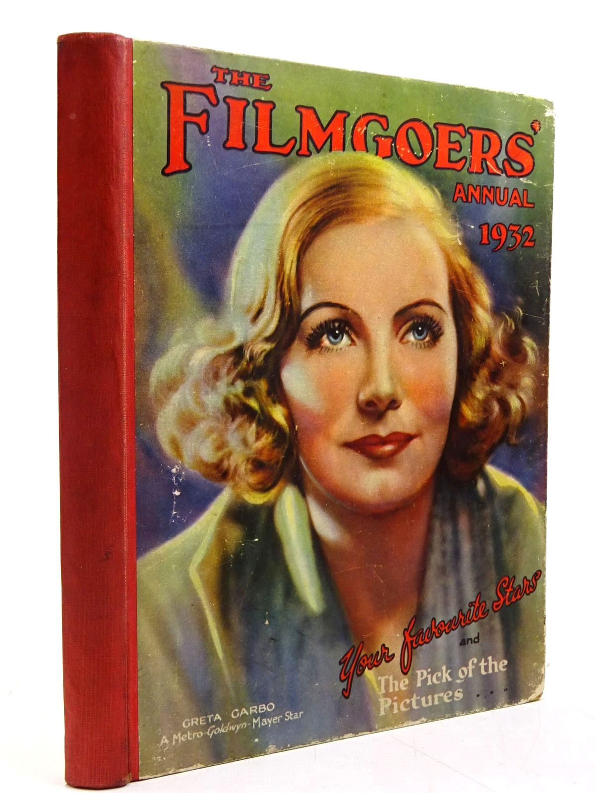 Photo of THE FILMGOERS' ANNUAL 1932 written by Mutch, William A. published by Simpkin, Marshall (STOCK CODE: 2130866)  for sale by Stella & Rose's Books