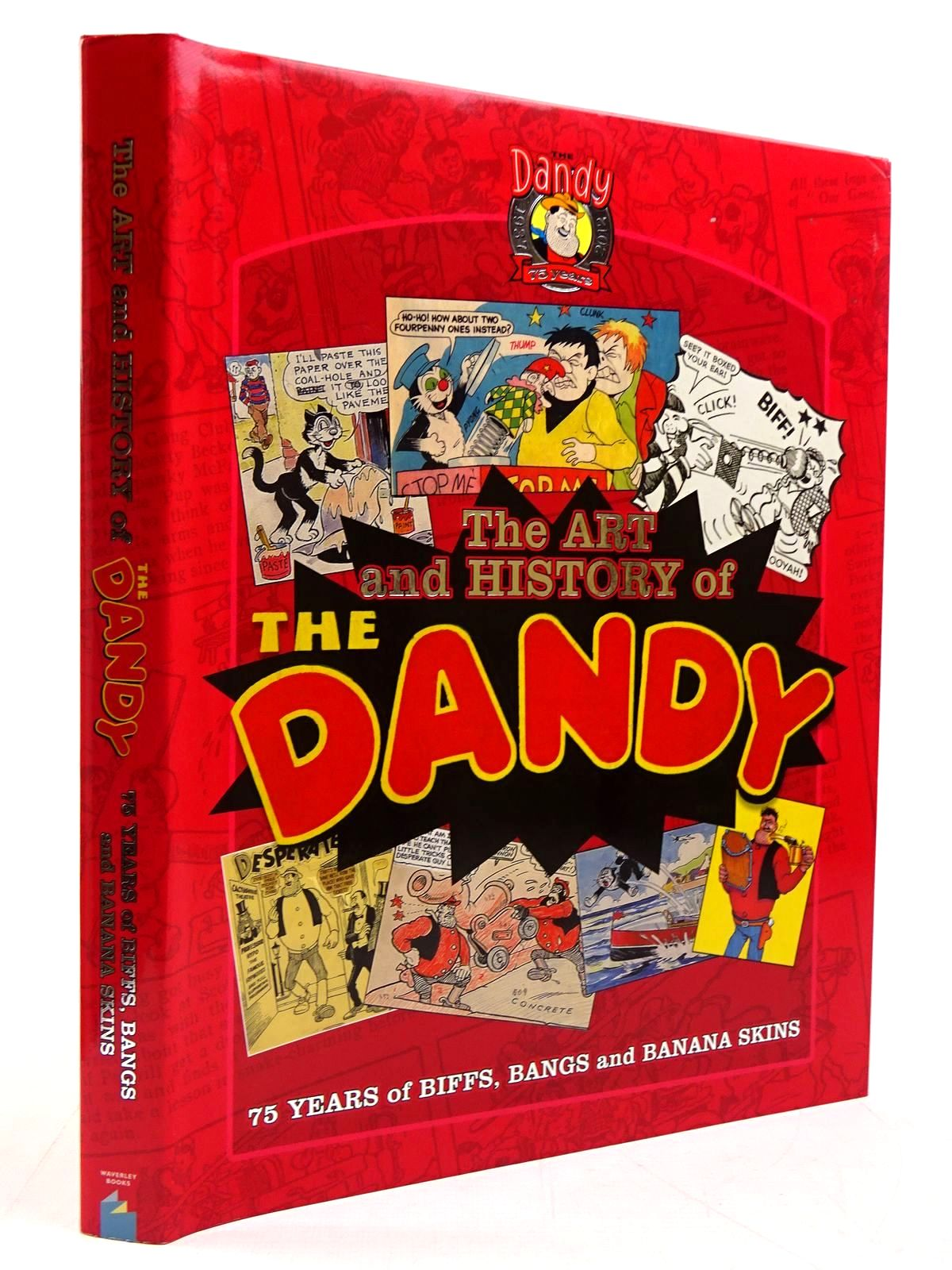 Photo of THE ART AND HISTORY OF THE DANDY written by Barnes, Albert