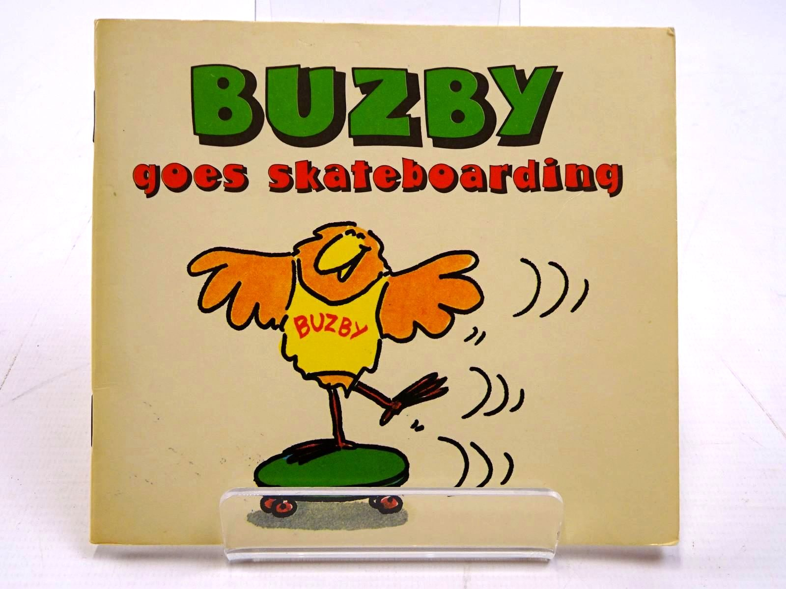 Photo of BUZBY GOES SKATEBOARDING- Stock Number: 2130886