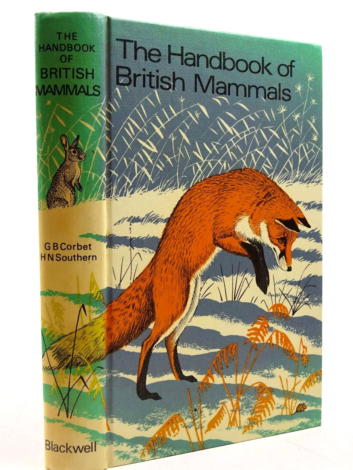 Photo of THE HANDBOOK OF BRITISH MAMMALS written by Corbet, Gordon B. Southern, H.N. published by Blackwell Scientific Publications (STOCK CODE: 2130901)  for sale by Stella & Rose's Books