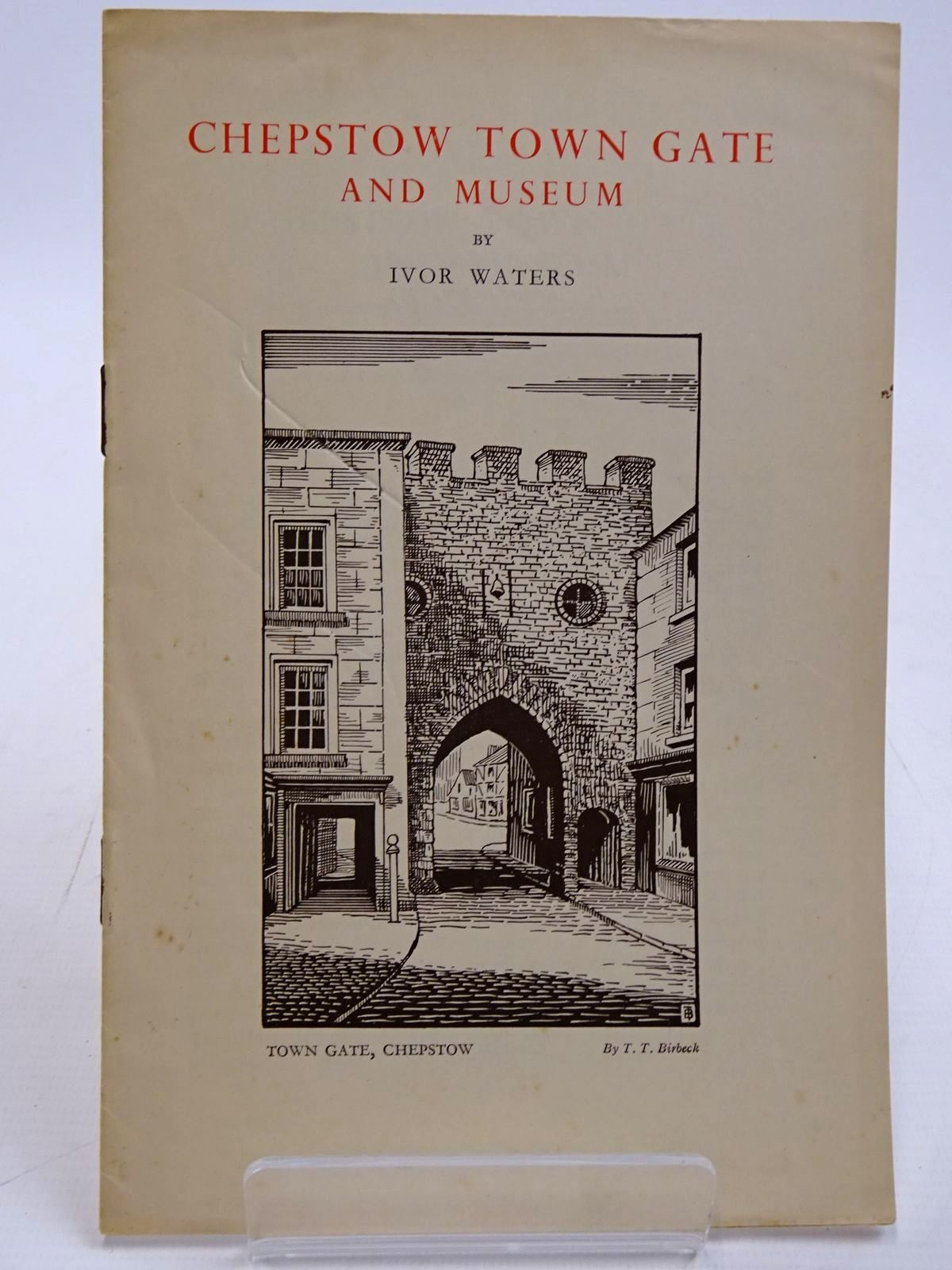 Photo of CHEPSTOW TOWN GATE AND MUSEUM- Stock Number: 2130912