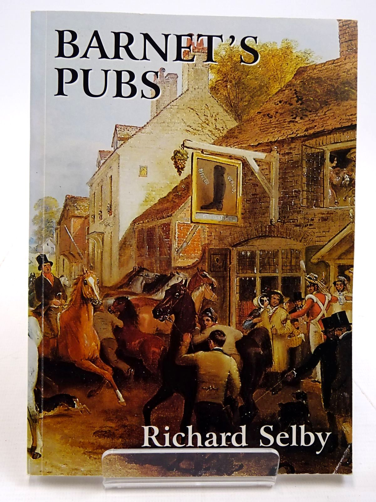 Photo of BARNET'S PUBS- Stock Number: 2130920