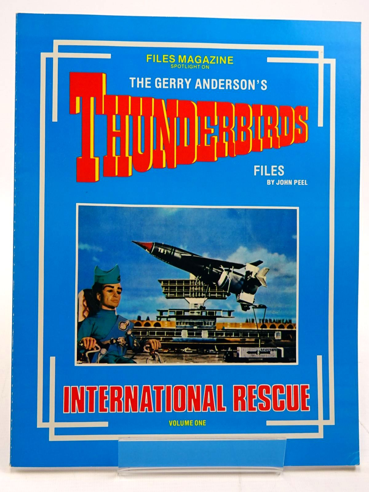 Photo of THE GERRY ANDERSON'S THUNDERBIRDS FILES INTERNATIONAL RESCUE VOLUME ONE- Stock Number: 2130928