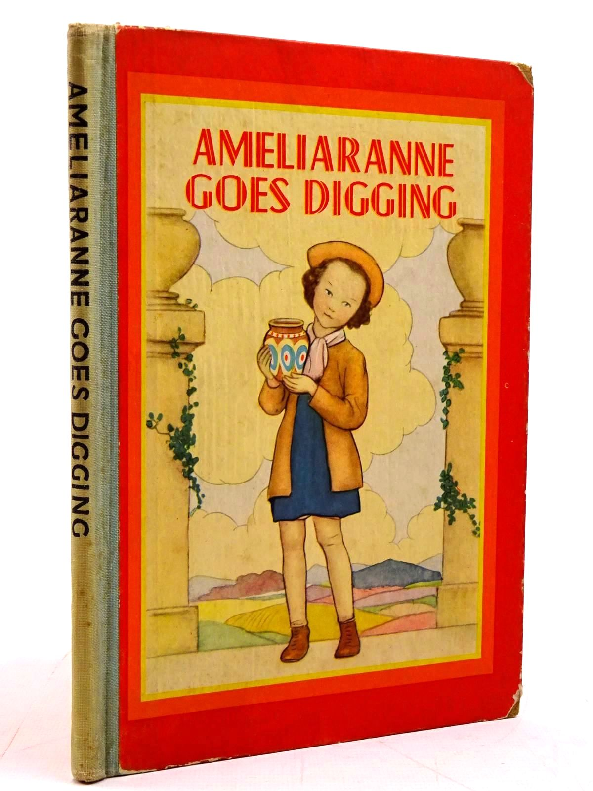Photo of AMELIARANNE GOES DIGGING- Stock Number: 2130935