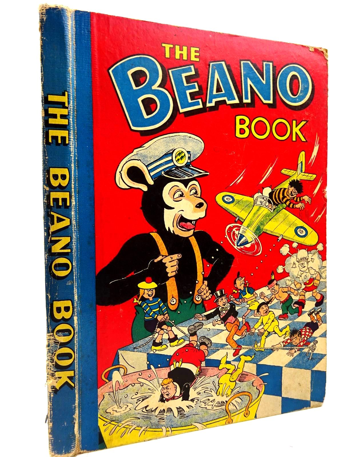 Photo of THE BEANO BOOK 1956- Stock Number: 2130941