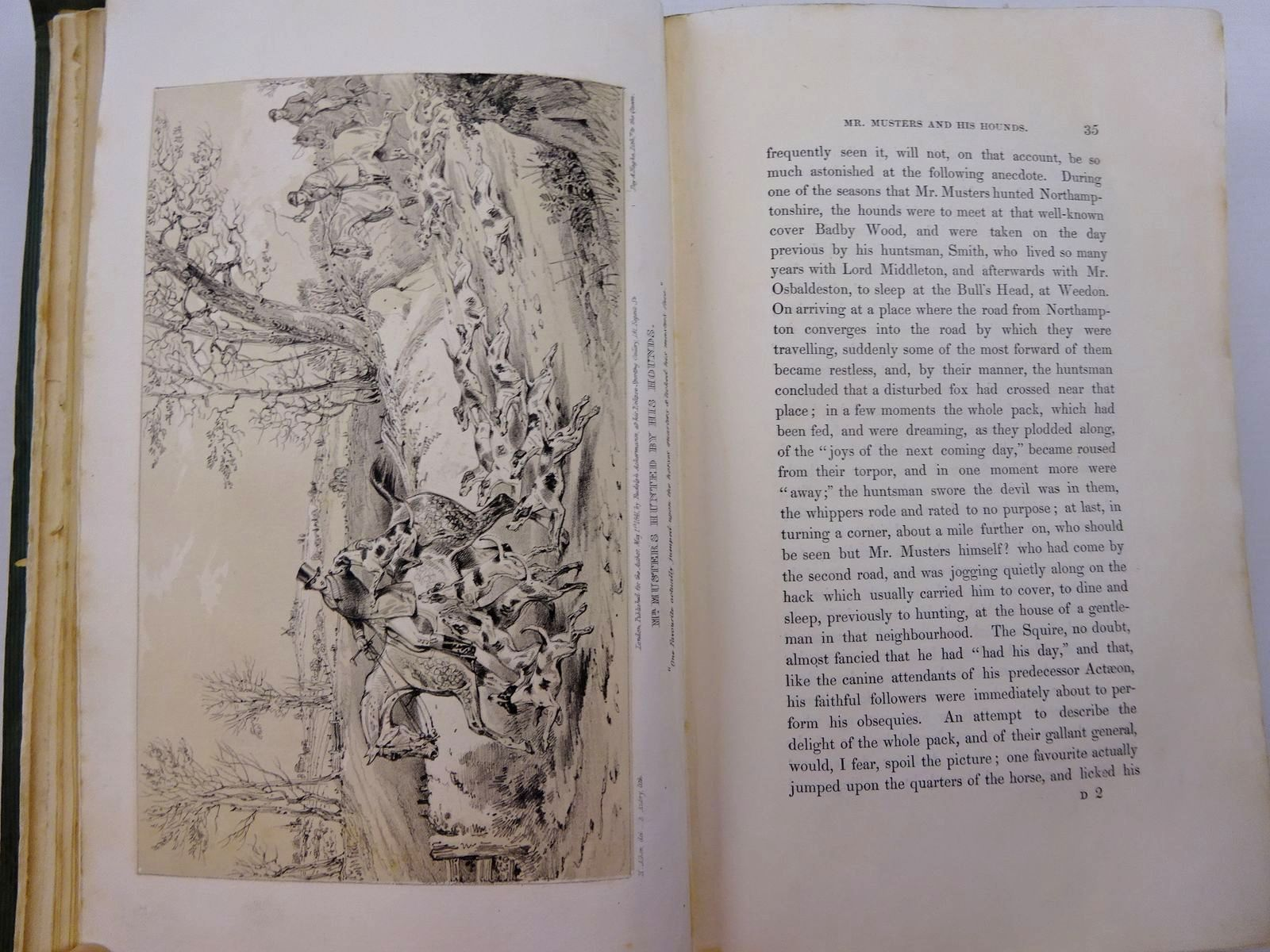 Photo of NOTITIA VENATICA A TREATISE ON FOX-HUNTING written by Vyner, Robert T. illustrated by Aiken, Henry et al.,  published by Rudolph Ackermann (STOCK CODE: 2130946)  for sale by Stella & Rose's Books