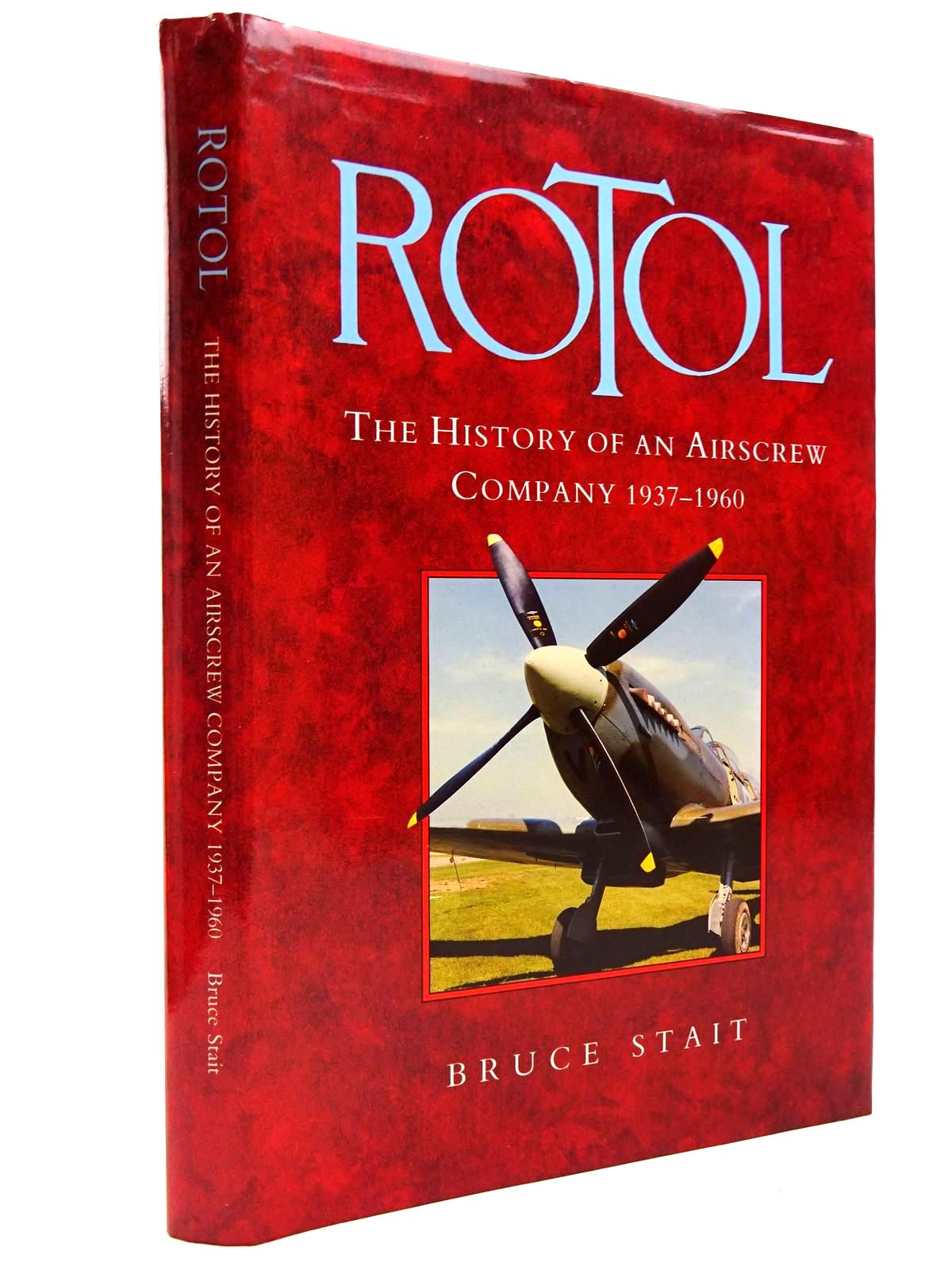 Photo of ROTOL THE HISTORY OF AN AIRSCREW COMPANY 1937-1960- Stock Number: 2130949