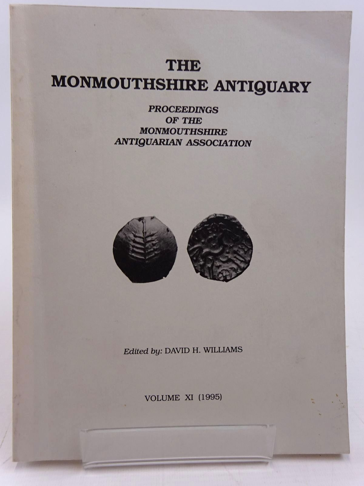 Photo of THE MONMOUTHSHIRE ANTIQUARY VOLUME XI written by Williams, David H. published by Monmouthshire Antiquarian Association (STOCK CODE: 2130952)  for sale by Stella & Rose's Books