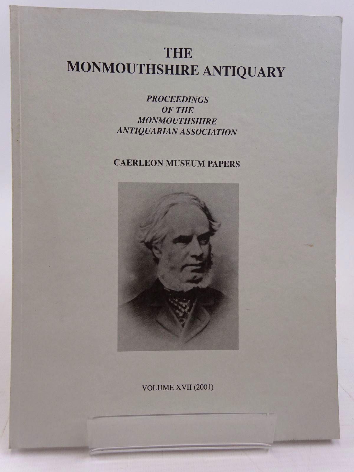 Photo of THE MONMOUTHSHIRE ANTIQUARY VOLUME XVII written by Burton, Annette M. published by Monmouthshire Antiquarian Association (STOCK CODE: 2130958)  for sale by Stella & Rose's Books