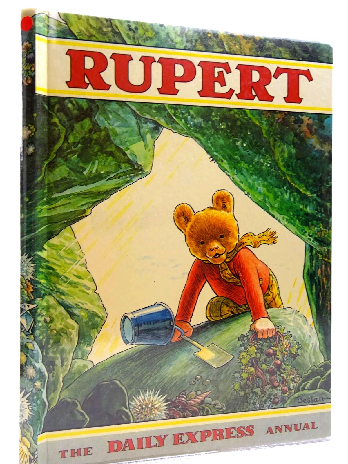 Photo of RUPERT ANNUAL 1971 written by Bestall, Alfred illustrated by Bestall, Alfred published by Daily Express (STOCK CODE: 2130989)  for sale by Stella & Rose's Books