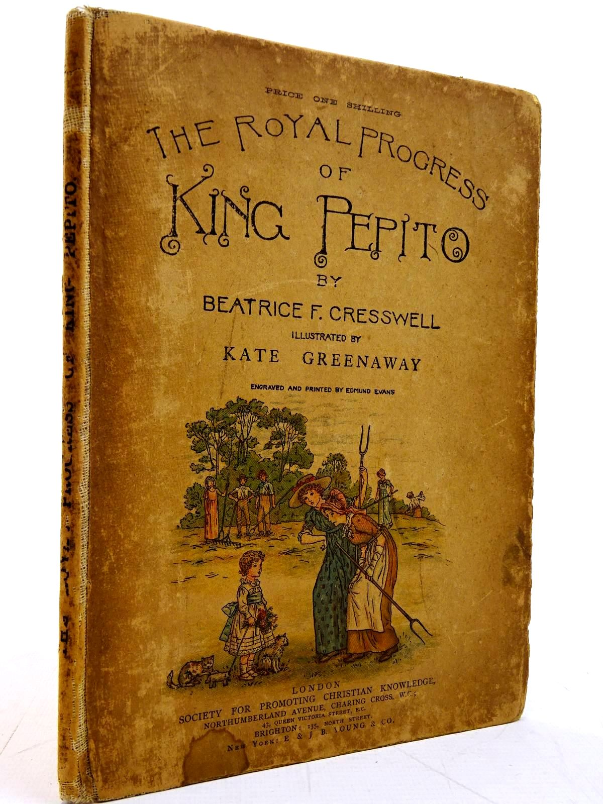 Photo of THE ROYAL PROGRESS OF KING PEPITO- Stock Number: 2131018