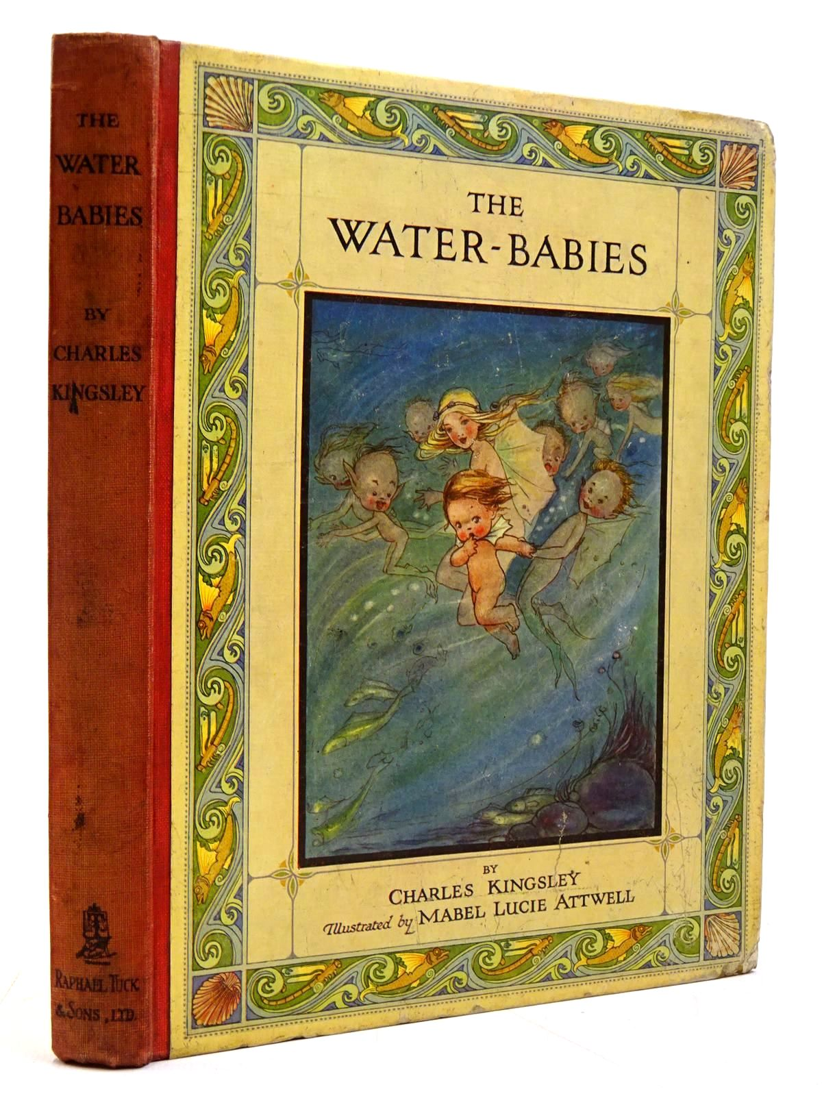 Photo of THE WATER BABIES written by Kingsley, Charles illustrated by Attwell, Mabel Lucie published by Raphael Tuck & Sons Ltd. (STOCK CODE: 2131049)  for sale by Stella & Rose's Books