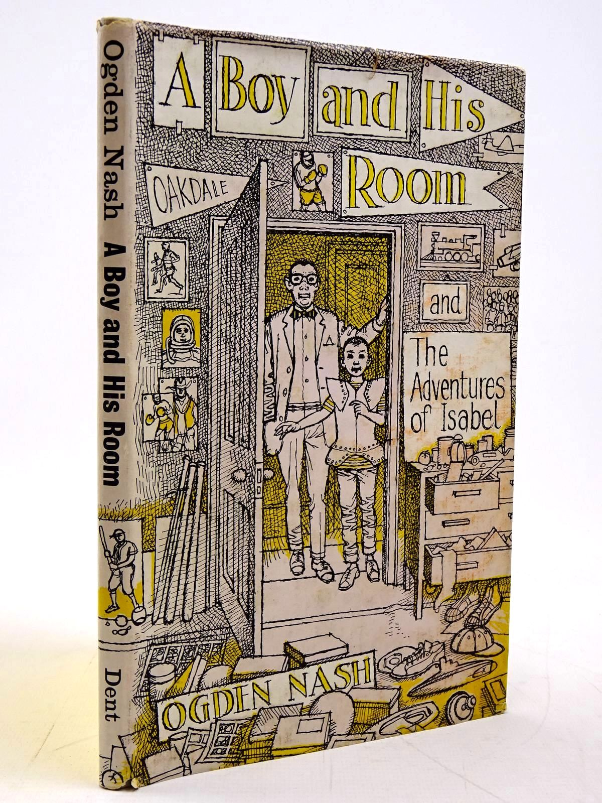 Photo of A BOY AND HIS ROOM & THE ADVENTURES OF ISABEL- Stock Number: 2131051