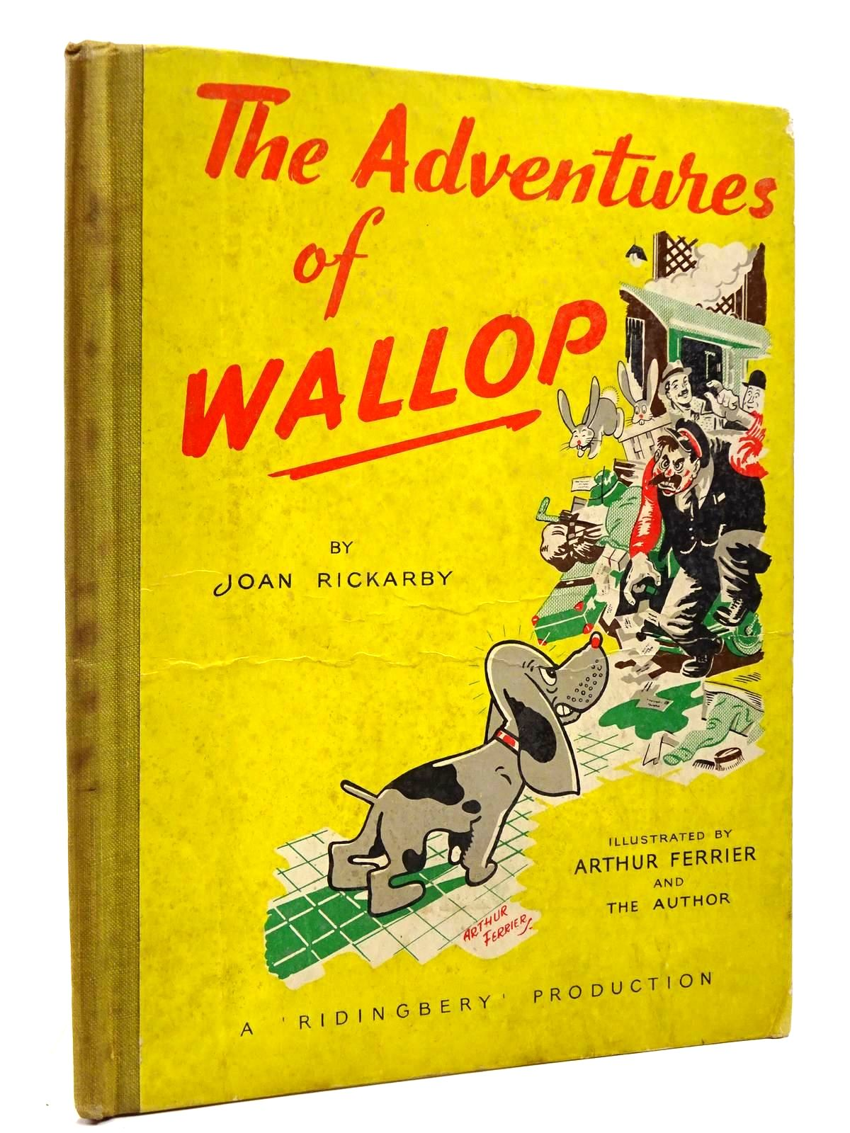 Photo of THE ADVENTURES OF WALLOP- Stock Number: 2131055