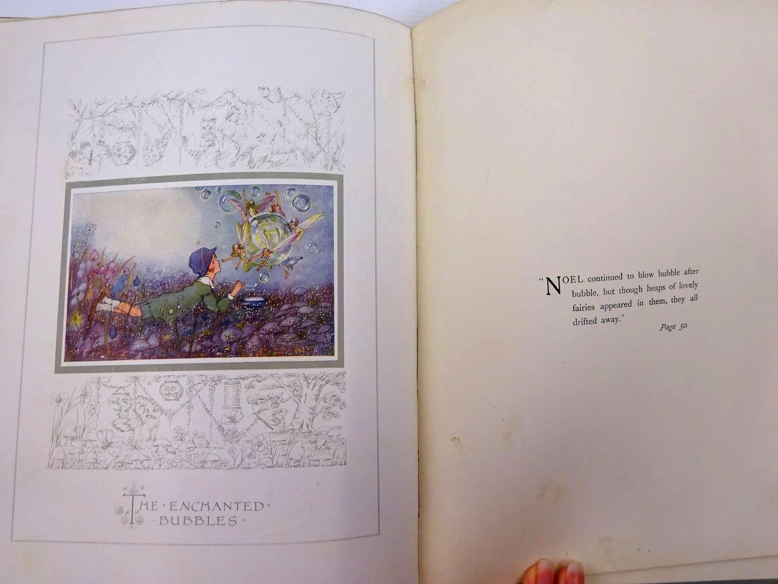Photo of THE STORY OF DULCIBELLA AND THE FAIRIES written by Raiker, Alice illustrated by Miller, Hilda T. published by Lewis's Ltd. (STOCK CODE: 2131068)  for sale by Stella & Rose's Books