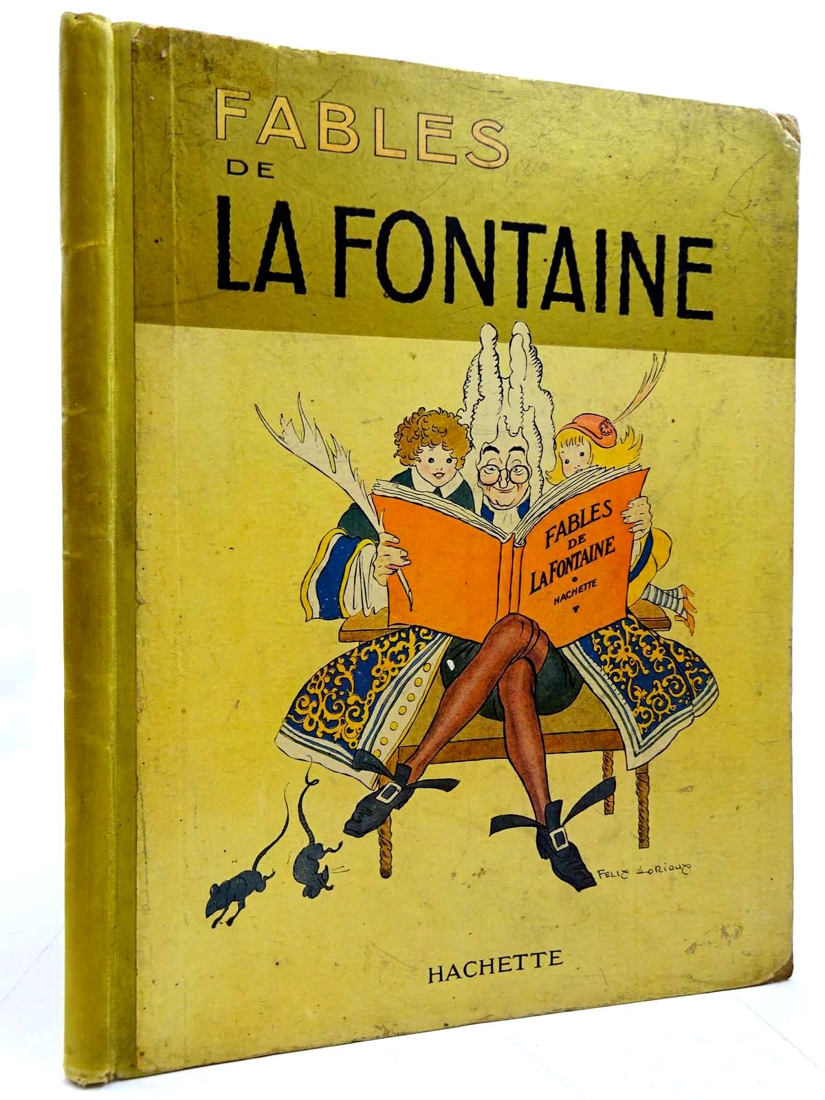 Photo of FABLES DE LA FONTAINE- Stock Number: 2131071