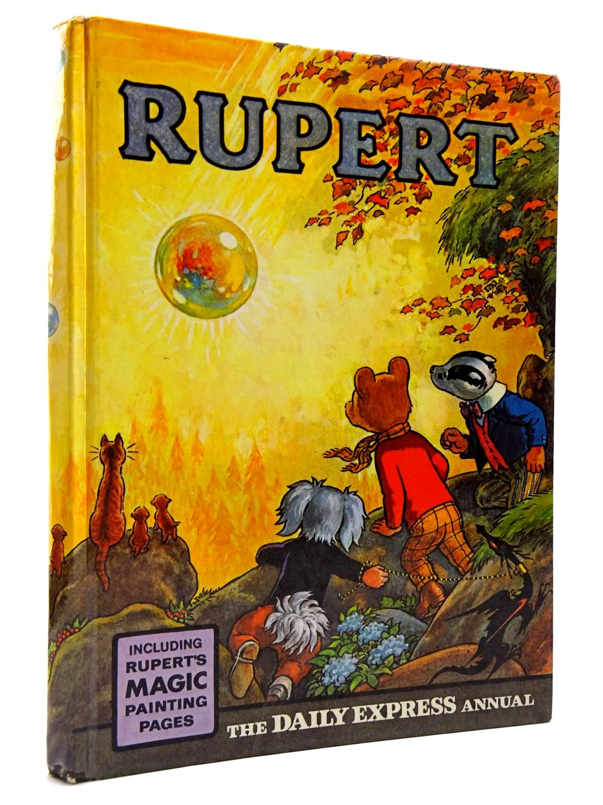 Photo of RUPERT ANNUAL 1968- Stock Number: 2131077