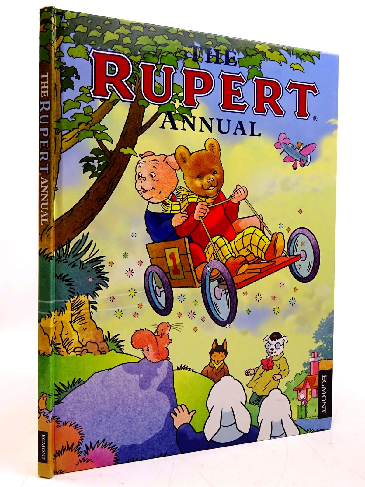 Photo of RUPERT ANNUAL 2013 illustrated by Bestall, Alfred<br />Ash, Enid<br />Trotter, Stuart<br />Harrold, John published by Egmont Uk Limited (STOCK CODE: 2131081)  for sale by Stella & Rose's Books