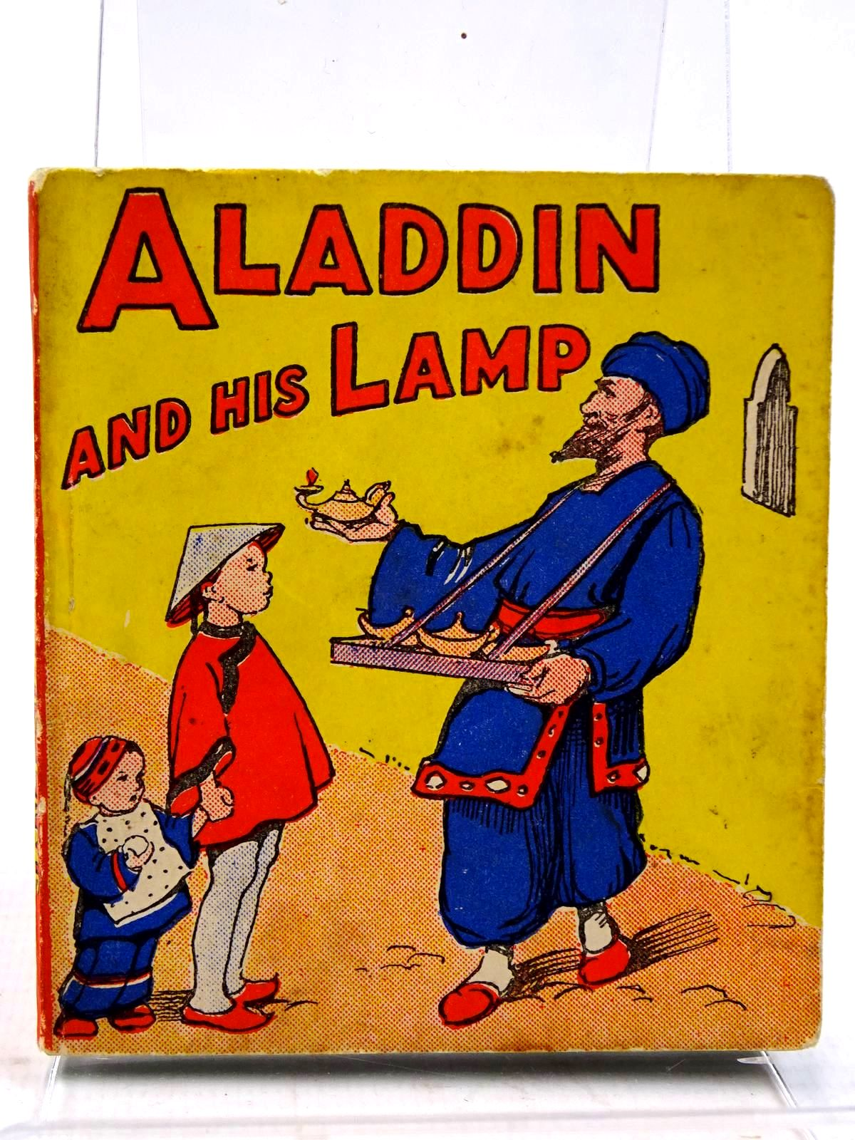 Photo of ALADDIN AND HIS LAMP- Stock Number: 2131095