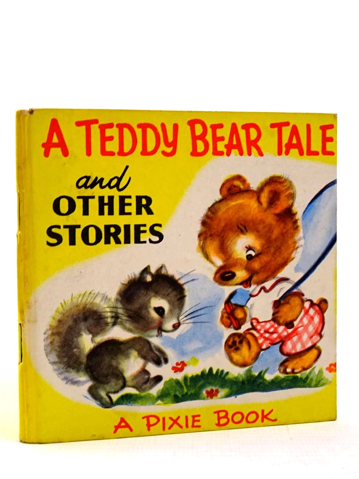 Photo of A TEDDY BEAR TALE AND OTHER STORIES written by Dixon, Miriam illustrated by Dixon, Miriam published by Collins (STOCK CODE: 2131100)  for sale by Stella & Rose's Books