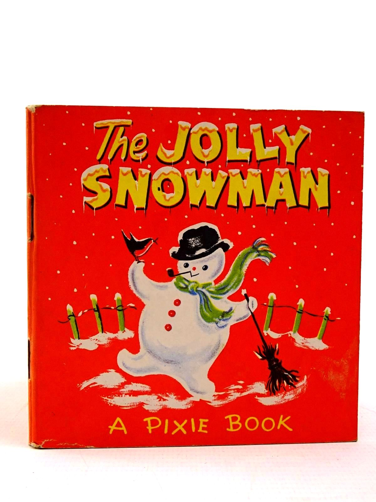 Photo of THE JOLLY SNOWMAN- Stock Number: 2131102