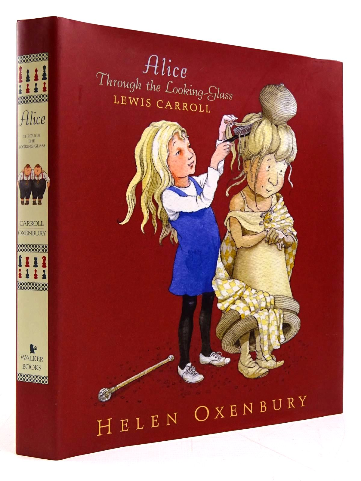 Photo of ALICE THROUGH THE LOOKING-GLASS
