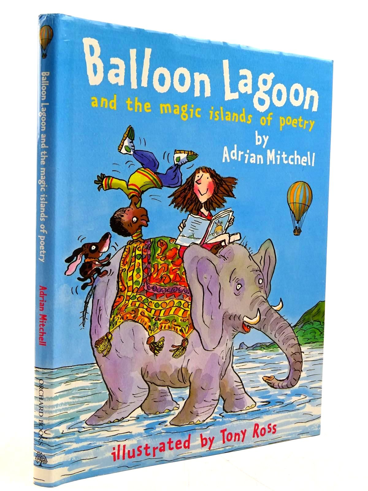 Photo of BALLOON LAGOON AND THE MAGIC ISLANDS OF POETRY- Stock Number: 2131151