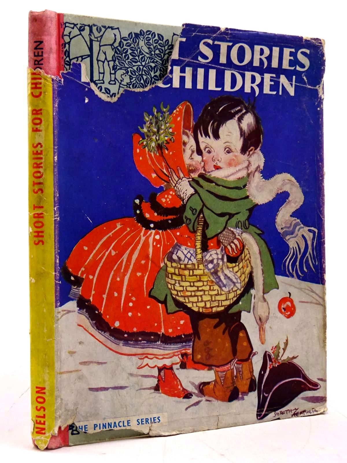 Photo of SHORT STORIES FOR CHILDREN written by Owsley, Sibyl B. Whitaker, Evelyn et al,  illustrated by Beaman, S.G. Hulme et al.,  published by Thomas Nelson and Sons Ltd. (STOCK CODE: 2131155)  for sale by Stella & Rose's Books