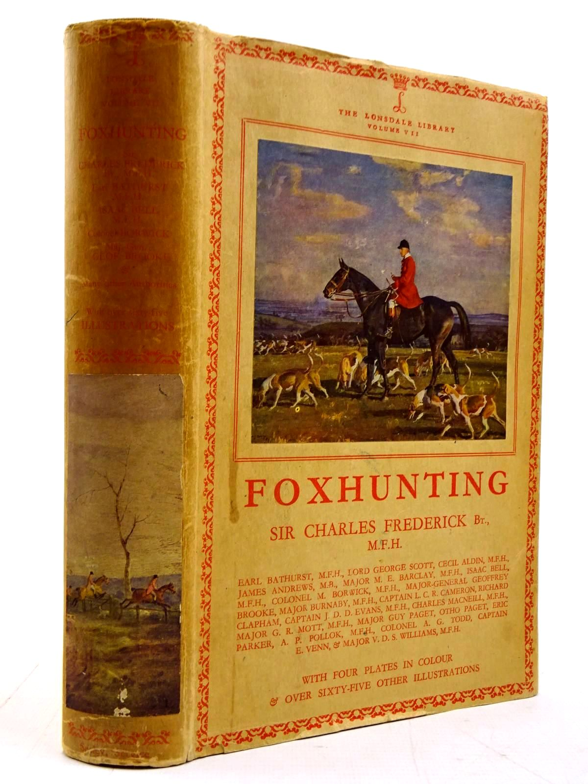 Photo of FOX-HUNTING- Stock Number: 2131175