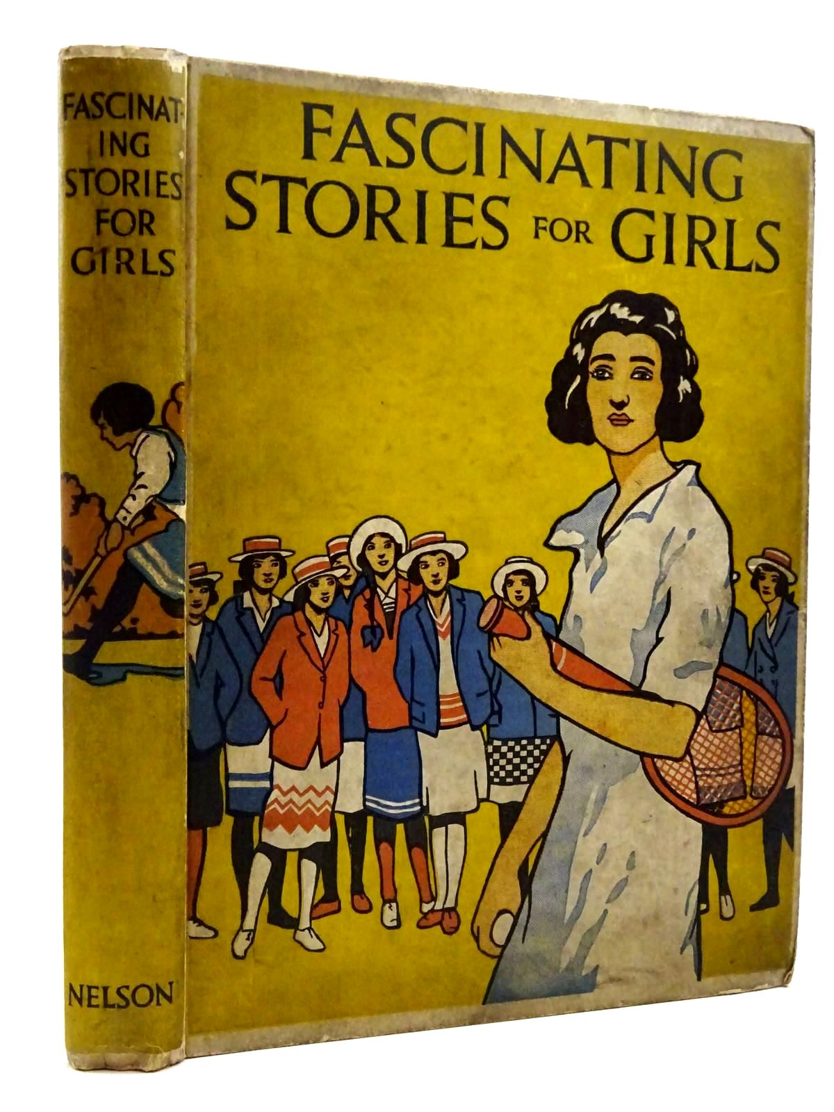 Photo of FASCINATING STORIES FOR GIRLS- Stock Number: 2131182