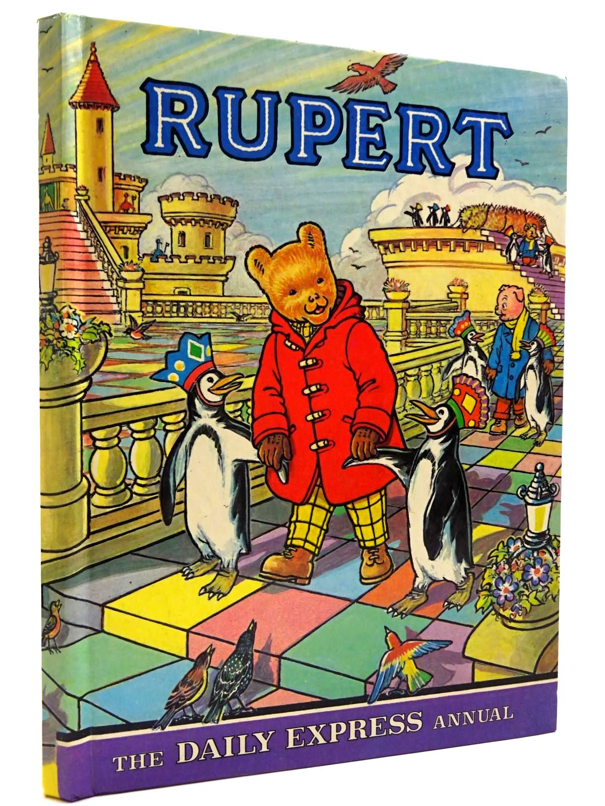 Photo of RUPERT ANNUAL 1977 illustrated by Cubie, Alex published by Daily Express (STOCK CODE: 2131193)  for sale by Stella & Rose's Books