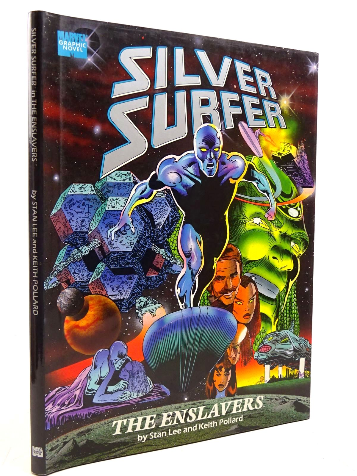 Photo of SILVER SURFER THE ENSLAVERS- Stock Number: 2131200