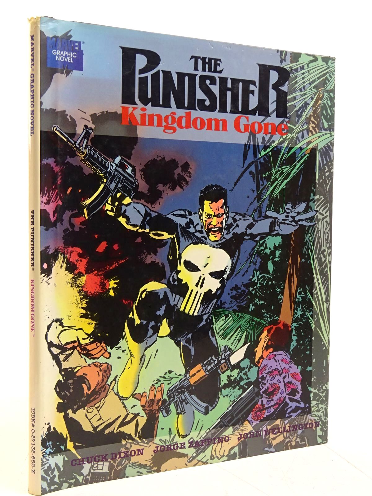 Photo of THE PUNISHER - KINGDOM GONE- Stock Number: 2131201