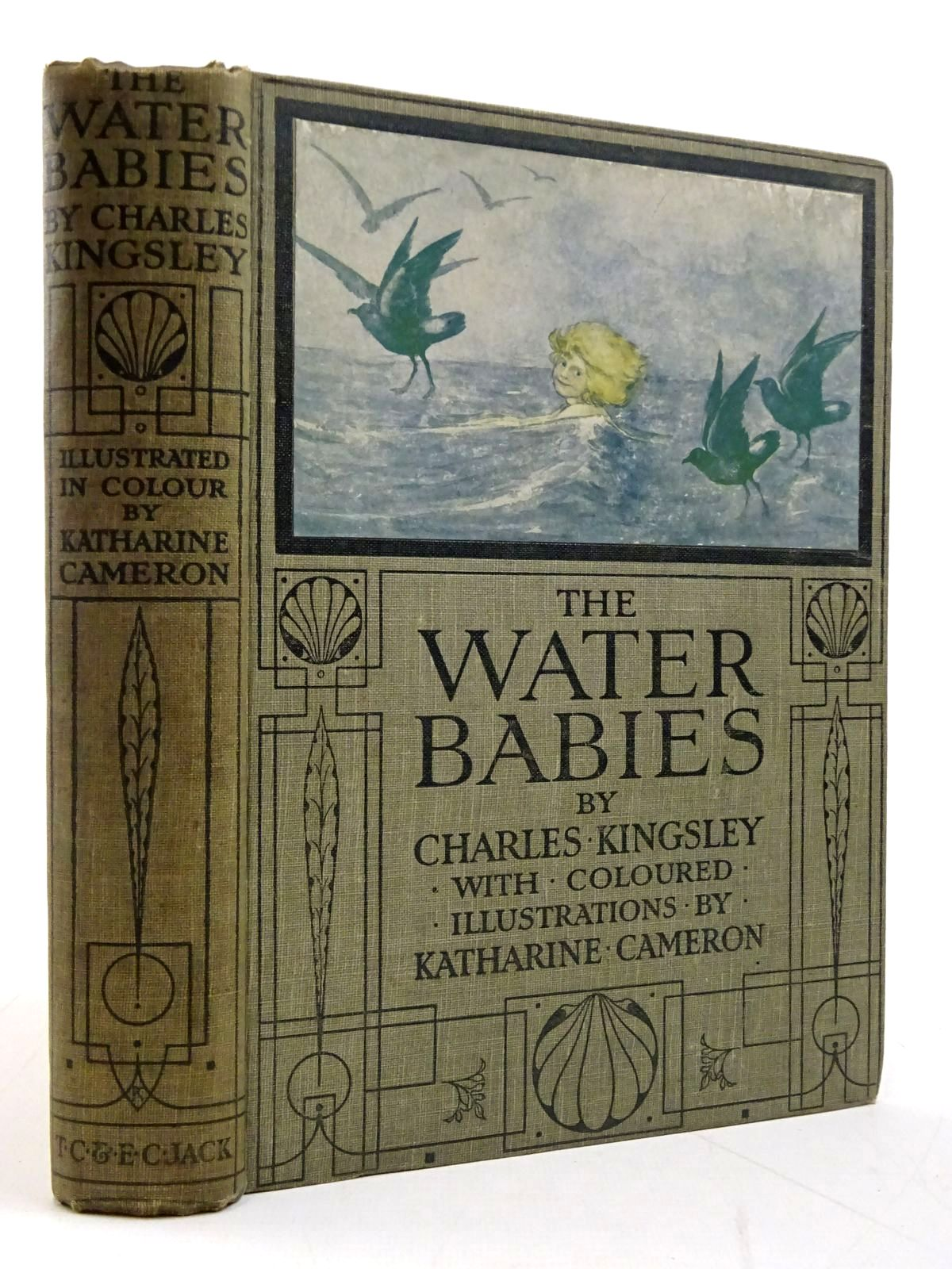 Photo of THE WATER BABIES written by Kingsley, Charles illustrated by Cameron, Katharine published by T.C. & E.C. Jack Ltd. (STOCK CODE: 2131203)  for sale by Stella & Rose's Books