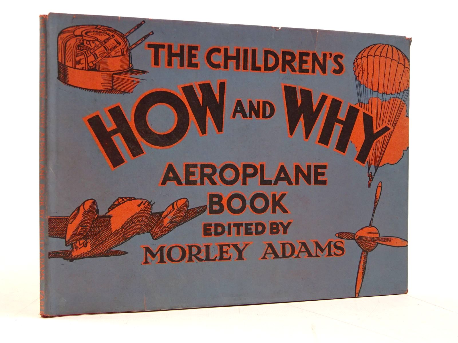 Photo of THE CHILDREN'S HOW AND WHY AEROPLANE BOOK- Stock Number: 2131206