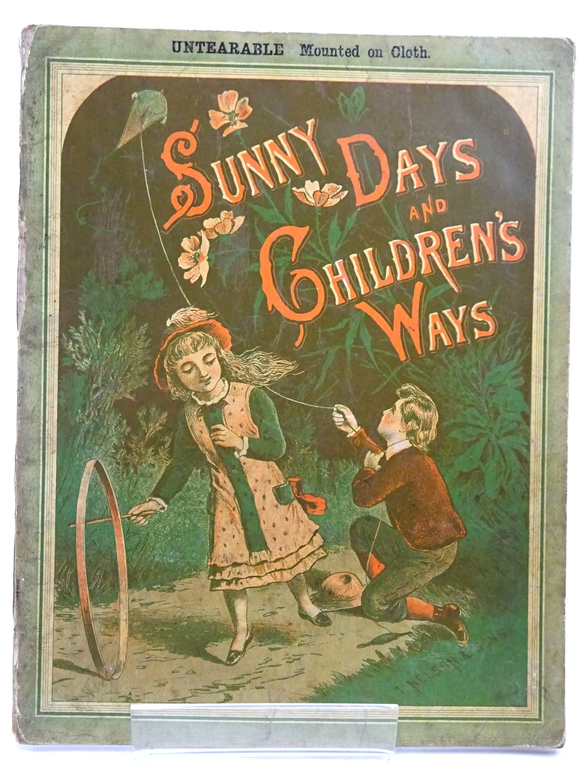 Photo of SUNNY DAYS AND CHILDREN'S WAYS- Stock Number: 2131207